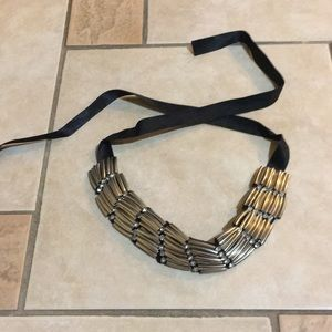 Jewelry - Crystal statement collar necklace